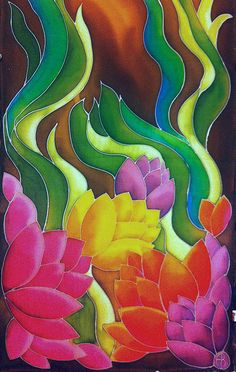 Earth Lillies by angel_ray, via Flickr