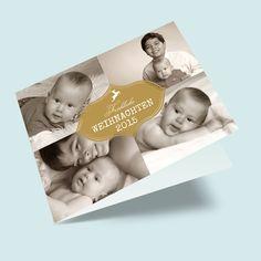 Weihnachtskarten: Weihnachtsglück