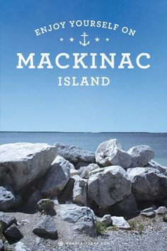 Take a summer vacation and head to Michigan's Mackinac Island. Full of local history and breathtaking views.