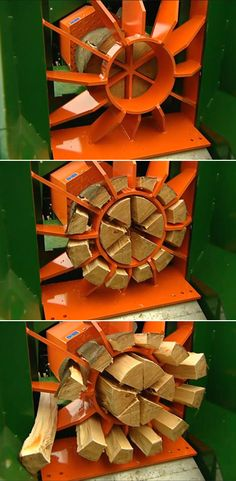Different Designs for Splitting Logs  Posted by hipstomp / Rain Noe  |  10 Dec 2012  |  Comments (2)