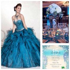 Need some inspiration for your romantic winter Quince theme? Not to worry, scroll away for some magical ideas. After all, tis' the season to make your Quince wishes come true! - See more at: http://www.quinceanera.com/decorations-themes/romantic-winter-quince-theme/#sthash.x84zLNcb.dpuf