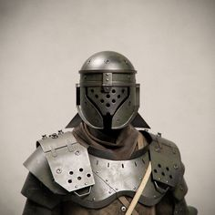 The Art of Dieselpunk War Arm Armor, Body Armor, Helmet Armor, Medieval Armor, Medieval Fantasy, Character Concept, Character Design, Armor Clothing, Armadura Medieval