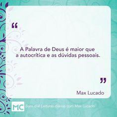 #MaxLucado Max Lucado, Jesus Christ, Christianity, Lord, Bible, Faith, Faith In God, Word Of God, Words