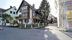 Vor diesem Haus in Gottlieben starb Udo. Er hatte es seiner Lebensgefährtin Michaela Moritz (44)  gekauft.