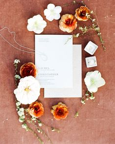 Our Favorite Summer Wedding Color Palettes While pops of orange aren't uncommon at warm-weather events, you don't typically see the hue ta Wedding Invitation Etiquette, Wedding Invitation Inspiration, Wedding Stationery, Wedding Invitations, Wedding Inspiration, Invites, Wedding Favors, Wedding Decorations, Design Inspiration