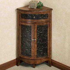 Outdoor Corner Cabinet