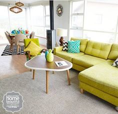 Green Carpet, House Rules, Outdoor Furniture Sets, Outdoor Decor, First Home, Indoor, Colours, Couch, Living Room