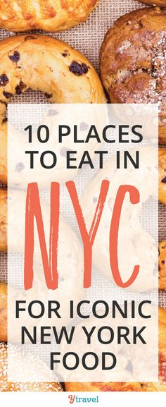 10 places to eat in