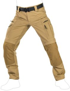 UF Pro ® All Terrain Tactical Pants coyote brown Einsatzhose Tactical Pants, Tactical Clothing, Tactical Equipment, Cold Weather Pants, Cargo Pants, Khaki Pants, Slacks, Trousers, Drop Leg Holster