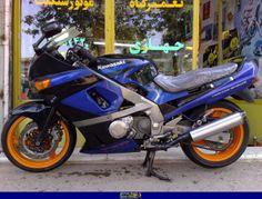 2003 Kawasaki ZZR 400