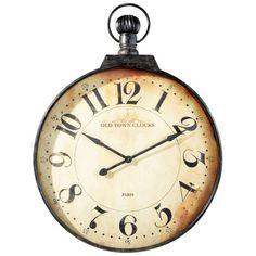 Orologio a forma di orologio da taschino CHESHIRE