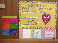 Welcome to Physical Education Image