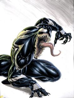 Favorite villain by far!!!! Even though im a spiderman lover as well, i just cant help liking venom too