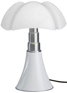 Martinelli Luce Mini Pipistrello Table Lamp by Gae Aulenti