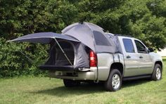 love this tent and i have one.... Avalanche Truck Tent