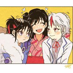 Inuyasha Anime, Inuyasha Funny, Inuyasha Cosplay, Inuyasha Fan Art, Inuyasha Love, Inuyasha And Sesshomaru, Fan Anime, Anime Nerd, Yuri On Ice Comic