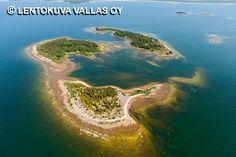 Outoori ja Kallioluoto, Pori Ilmakuva: Lentokuva Vallas Oy