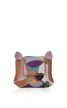 Waimee Clutch by Bea Valdes for Preorder on Moda Operandi