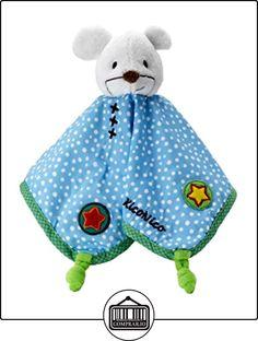 itsImagical - Doudou Kiconico, doudou de tela para bebé, color azul (Imaginarium 87196)  ✿ Regalos para recién nacidos - Bebes ✿ ▬► Ver oferta: http://comprar.io/goto/B01M165YPJ