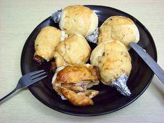 紐奧良鮮嫩小雞腿麵包_松下烘焙賽
