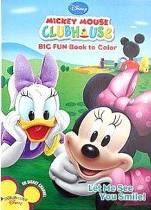 Mickey Mouse (Let Me See You Smile) A by Dalmatian Press. $6.99. Coloring Book. Coloring Book