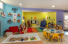 Preschool Classroom Environment at Play to Learn Preschool We invite you to come in and take a tour of our Play to Learn Preschool Classroom! See pictures of the room, and read about how we organize our day. Preschool Classroom Layout, Sunday School Classroom, Preschool Rooms, Preschool Centers, Preschool Curriculum, Toddler Classroom Decorations, Homeschooling, Preschool Decor, Classroom Rules