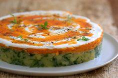 Yoğurtlu Patates Salatası