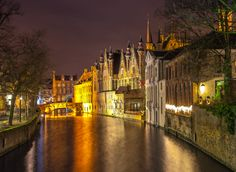 brugge by �lhan Eroglu on 500px
