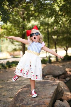 Playtime dress by Olive Mae Clothing