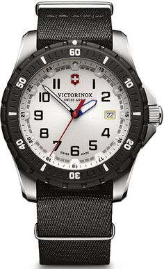 Victorinox Swiss Army Watch Maverick Sport Large #bezel-unidirectional #bracelet-strap-synthetic #brand-victorinox-swiss-army #case-material-steel #case-width-43mm #classic #date-yes #delivery-timescale-call-us #dial-colour-silver #gender-mens #movement-quartz-battery #official-stockist-for-victorinox-swiss-army-watches #packaging-victorinox-swiss-army-watch-packaging #style-sports #subcat-maverick #supplier-model-no-241676-1 #warranty-victorinox-swiss-army-official-3-year-guarantee…
