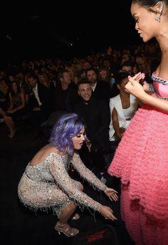 Rihanna Katy Perry Photostream