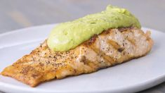 This salmon recipe is so simple and yet so delicious. The secret? A perfectly creamy avocado cream sauce. ...