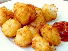 homemade tater tots recipe |restlesschipotle.com - control what we're eating - use organic potatoes