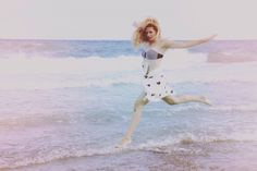 first photo session at the beach #barcelona #garraf   KatratziPhoto*