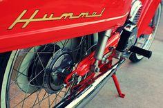 ❦  DKW Hummel
