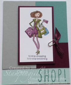 Stampingjill.com - Blendabilities, In This Together Stampin' Up!