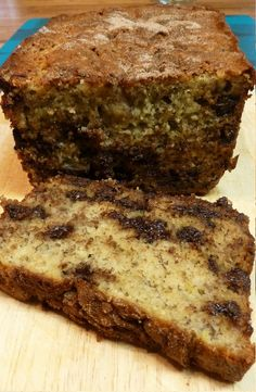 Homemade chocolate chip sandwich bread recipe emeril lagasse banana bread forumfinder Choice Image