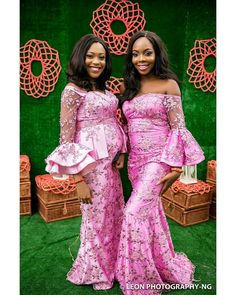 The weekend is here again it's time to look hot as you attend different weddings and Owambe parties. Every day, new styles are being introduced and if you want to… African Dress, African Clothes, Latest Aso Ebi Styles, Wedding Guest Style, Pretty Dresses, African Fashion, Asos, Parties, Classy