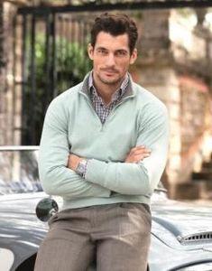 ck David *James *Gandy with cars