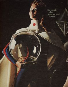 /// Fashion in space