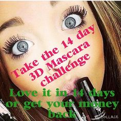 When can you buy makeup and return it 14 days later if you don't LOVE it?!?!?  You have nothing to lose, try it out risk FREE right here!