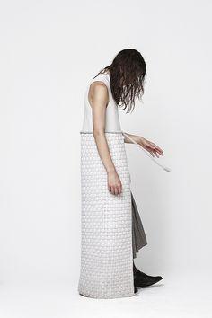 Editorial: androgynous minimalism