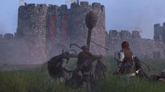 Mount & Blade II: Bannerlord E3 2016 Siege Gameplay Trailer