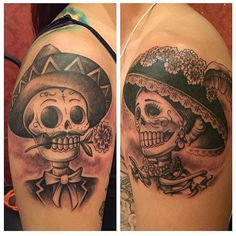 Missing #Mexico #dayofthedeath #catrina #tattoo #tattooed #ink #inked #tattoosofintagram #instatattoo #tattoolove #inkedandproud #inkart…