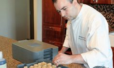 Dehydrator Vanilla Almond Macaroons Recipe by Chef MacMillian and Nielsen-Massey Vanillas and Flavors Almond Macaroons, Macarons, Dehydrated Strawberries, Dried Berries, Pantry Essentials, Macaroon Recipes, Dehydrator Recipes, Freezer Cooking, Eating Raw