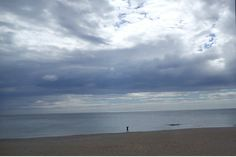 great evening on martil beach