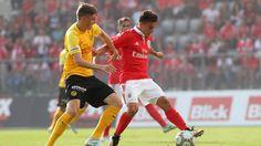Fotos: Isabel Cutileiro / SL Benfica