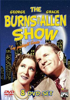 Burns and Allen Collection with George Burns and Gracie Allen staring in this wonderful TV sitcom from the Allen Show, George Burns, Comedy Duos, Dvd Set, Lucille Ball, Old Tv Shows, Classic Tv, Interesting Faces, Redheads