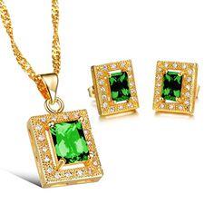 Virgin Shine Gold Plated Rectangle Rhinestone Earrings Necklace Jewelry Sets Virigin Shine http://www.amazon.com/dp/B00O1GUQE4/ref=cm_sw_r_pi_dp_t47qub0BY7C3F