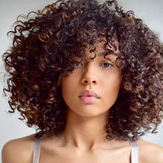 Lace Frontal Wigs Bohemian Curl Weave Hairstyles Curly Hairstyles For 60 Year Old Woman Best Women Curly Wigs Malaysian Curly Full Lace Wig Curly Full Lace Wig, Curly Hair With Bangs, Curly Hair Tips, Curly Hair Care, Curly Wigs, Short Curly Hair, Big Hair, Curly Hair Styles, Natural Hair Styles